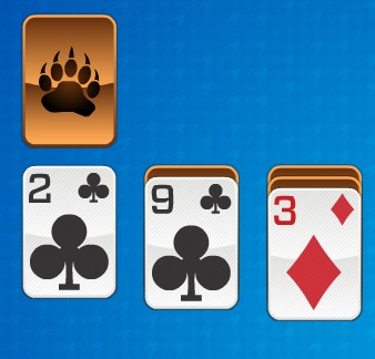 The complete rules for the card game tens solitaire, also known as 'take ten solitaire'. Valentines Day Solitaire Game Solitaire247
