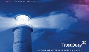 TrustQuay homepage