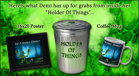 Holder Of Things Giveaway