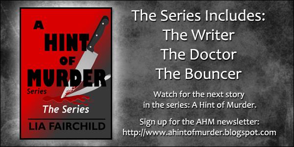 A Hint of Murder Series