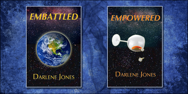 Embattled and Empowered by Darlene Jones