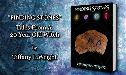 Finding Stones by Tiffany Luv Wright