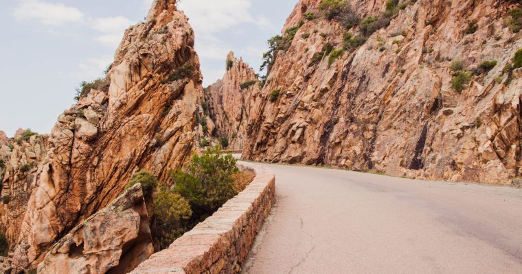 Calanques de Piana: rode rotswanden in het Westen van Corsica