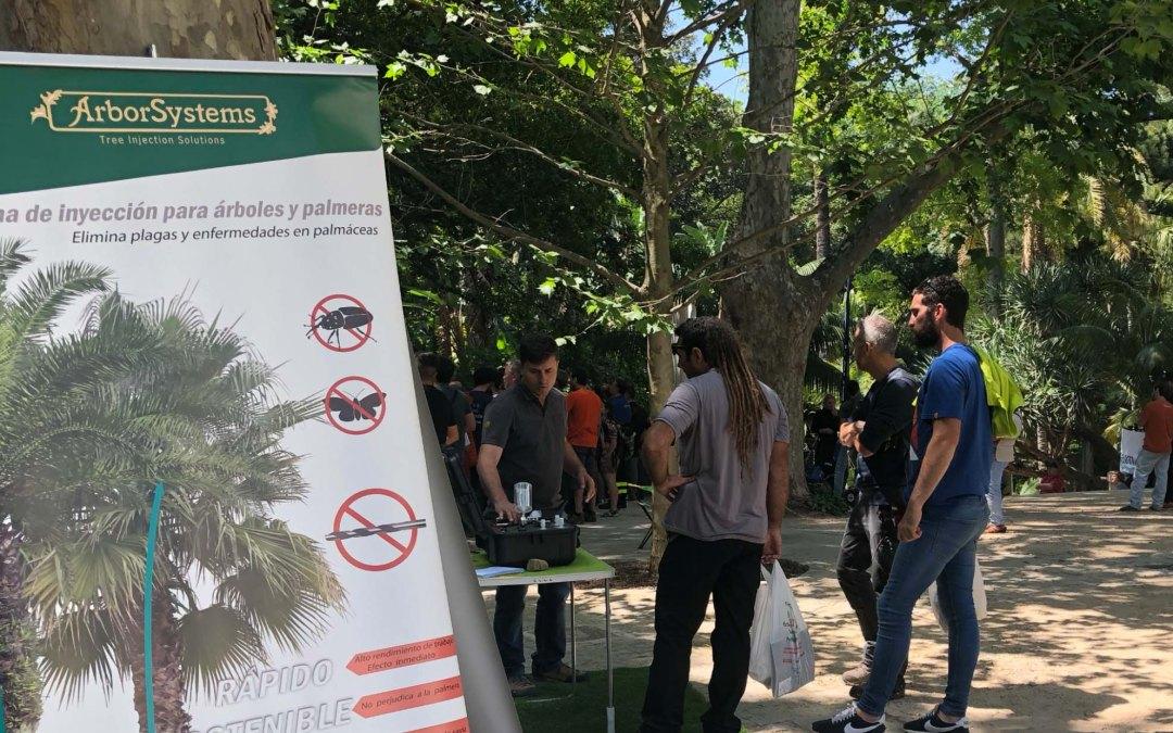Jornadas Internacionales de Arboricultura y Campeonato de Trepa