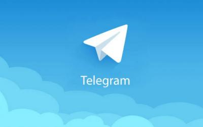 ¡NUEVO! ESTRENAMOS CANAL DE TELEGRAM