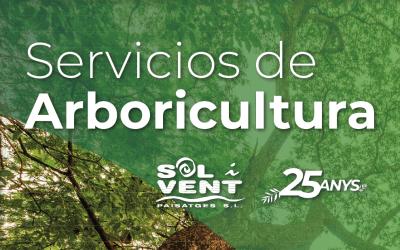Te ofrecemos Servicios de Arboricultura
