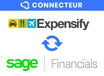 Connector: Expensify to Sage Financials