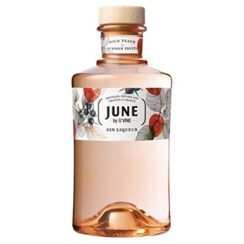 June Gvine Peach