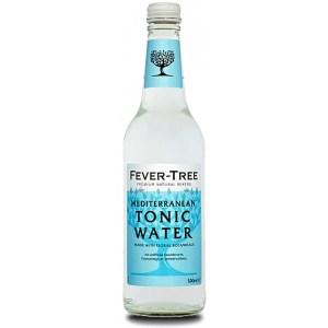 Fever-Tree TONIC MEDITERRAN. TONIC WATER - 50CL