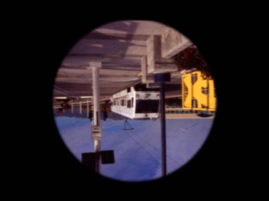camera obscura view