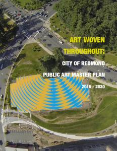 Redmond, WA, Art Master Plan