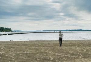 Juanita Beach process image
