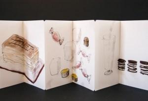 Sweet Tooth (artist book detail)