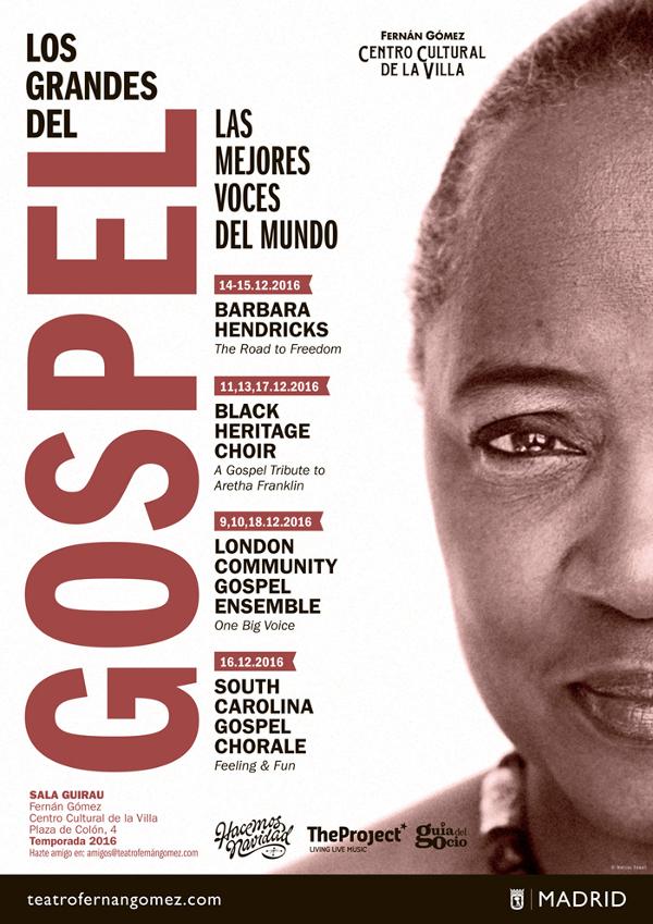 gospel-madrid