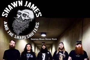 Shawn James & The Shapershifter
