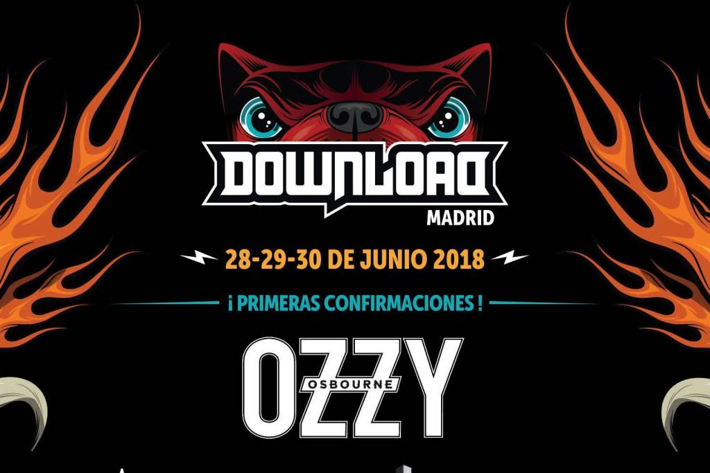 entrada cartel downland 2018
