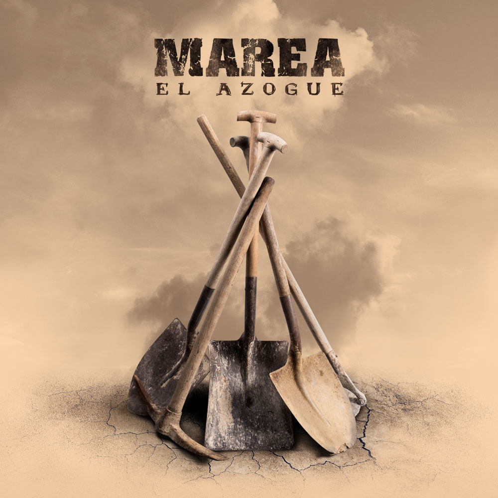 'El Azogue', disco de Marea