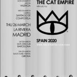 THE CAT EMPIRE DE GIRA
