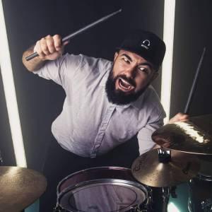 Pablo, batería de GUADAÑA