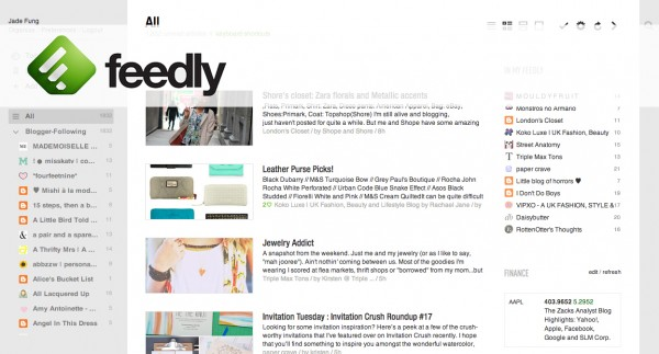 Palabra y Feedly Reader- Dos alternativas a Feedly y Press3