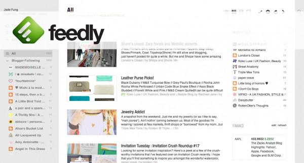 Palabra y Feedly Reader- Dos alternativas a Feedly y Press3