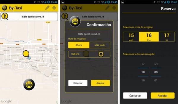 Pide un taxi desde tu movil con estas aplicaciones2