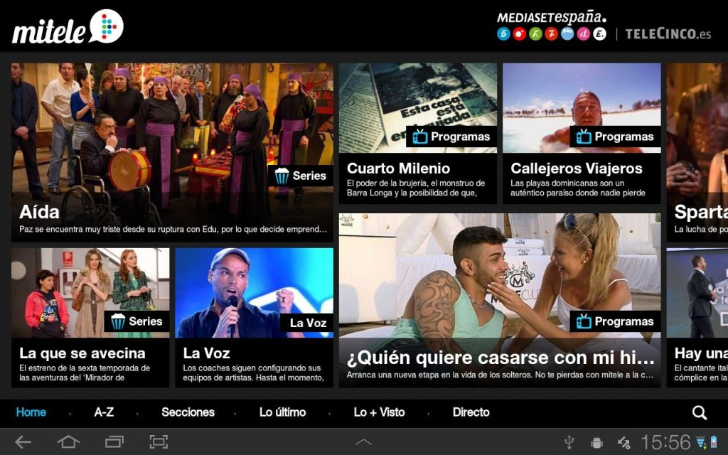 Aplicaciones ideales para ver TV y series en Windows Phone