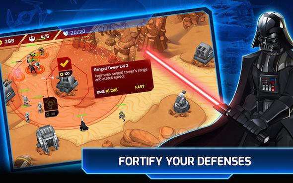 Star Wars: Commander Apk Best Sport Games Android | Duta Gamer