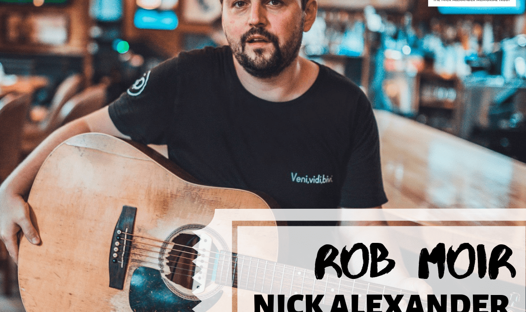 Nick Alexander Stage: ROB MOIR