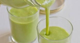 Batido verde depurativo y nutritivo