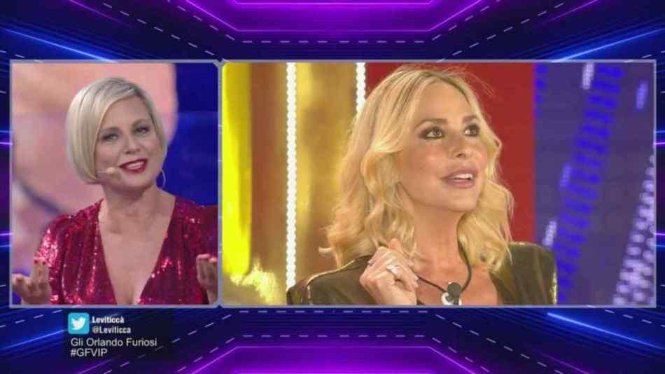 Lite-tra-Antonella-Elia-e-Stefania-Orlando-Meteoweek