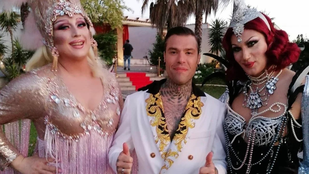 Fedez-video-Thousand-drag-queen-paola-Penelope