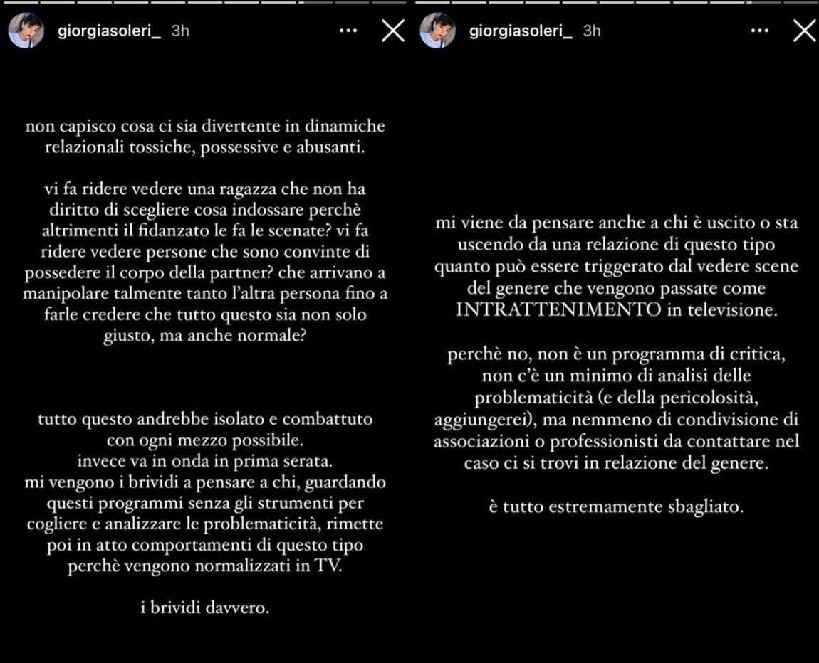 Giorgia-Soleri-message