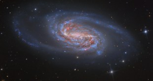 Galaxia NGC 2903: Una joya perdida en Leo