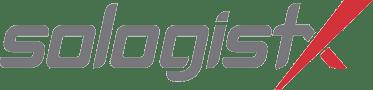 Sologistx logo for logistics management company