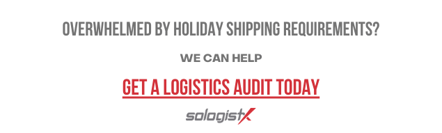 get a logistics audit