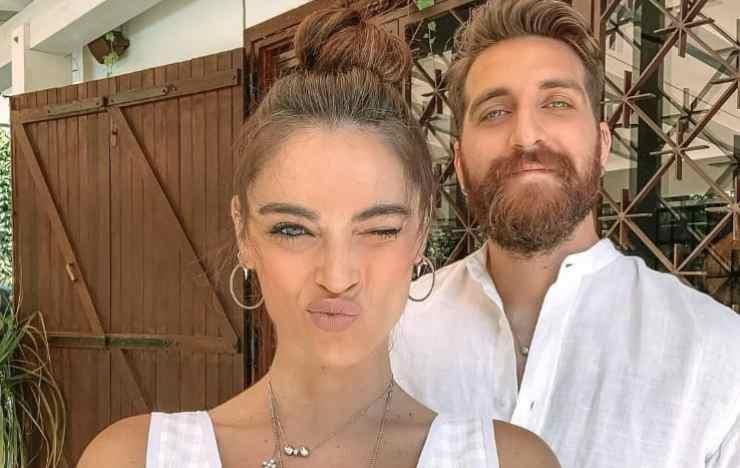 Lorella boccia e Niccolò