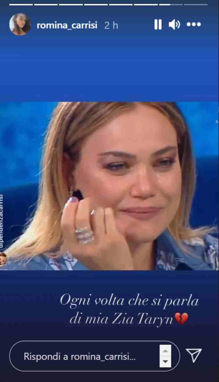 Al Bano Romina lacrime