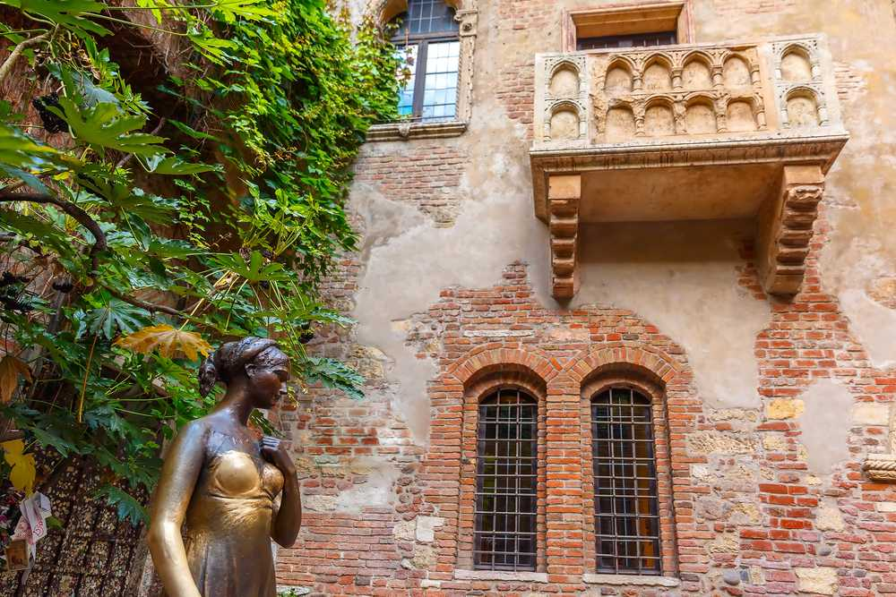 המרפסת של יוליה ורונה