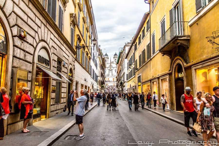 סיור אמנות ברומא