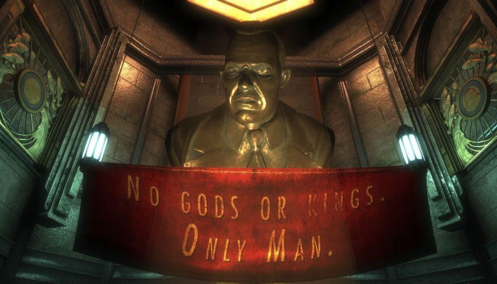 Bioshock No Gods or Kings Only Man screenshots capturas imagenes