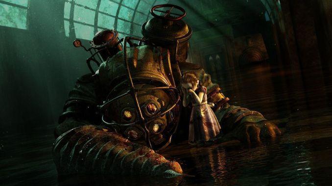 Tráiler, capturas, noticias del nuevo Bioshock