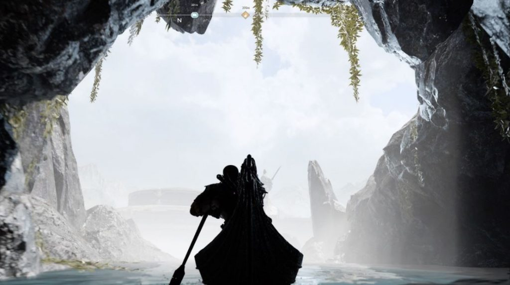 God-of-War-2018-Reseña-PS4-exploración