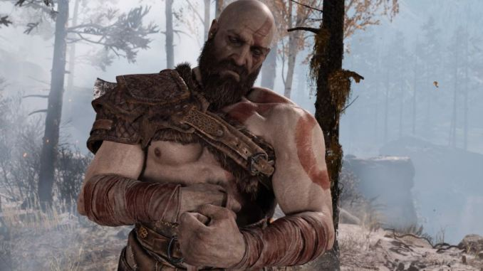 God-of-War-2018-Reseña-PS4-Kratos-inicio