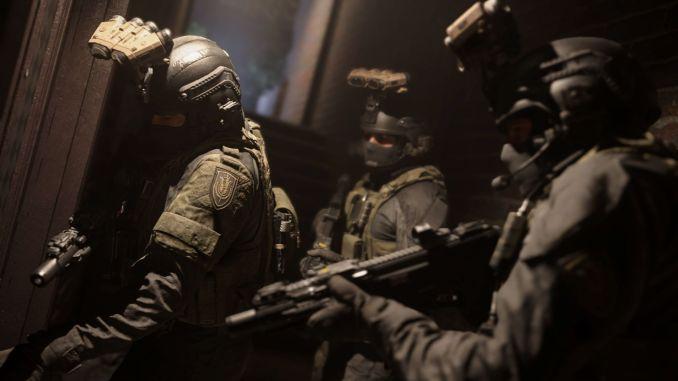 Tráiler, novedades, información sobre Call of Duty Modern Warfare