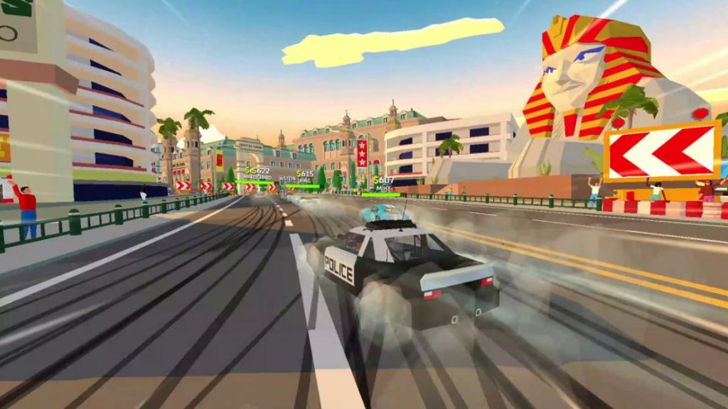 Hotshot-Racing-screenshots-policias-y-ladrones