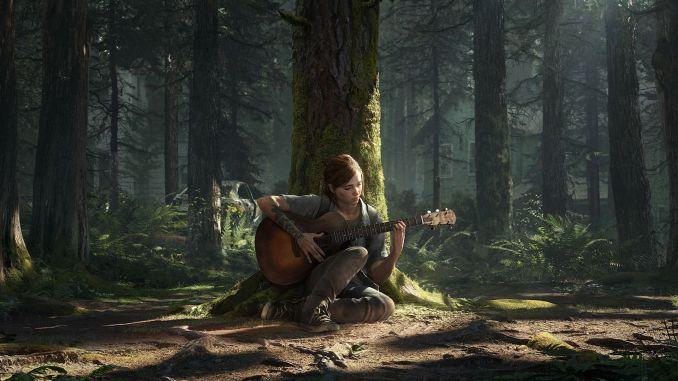 The Last of Us 2 screenshots capturas