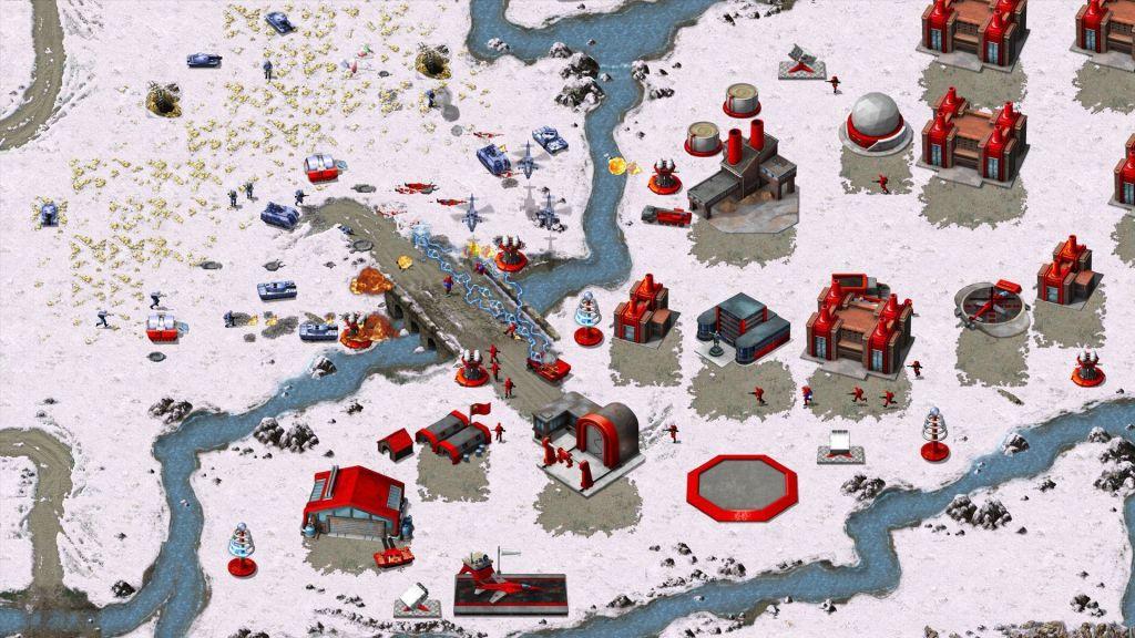 Command and Conquer Remastered Collection captura de pantalla screenshot (12)