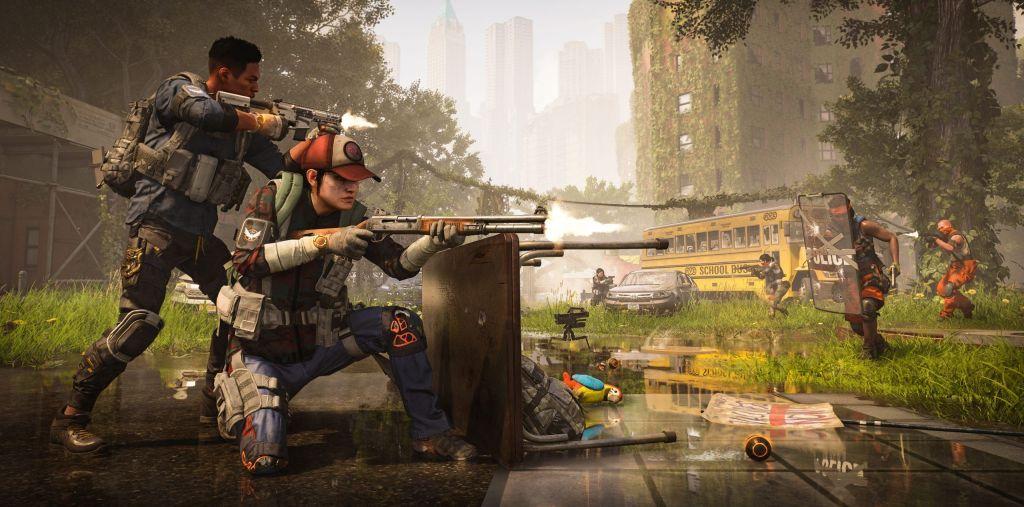 The Division 2 Warlords of new york capturas de pantalla, screenshot, wallpapers (8)
