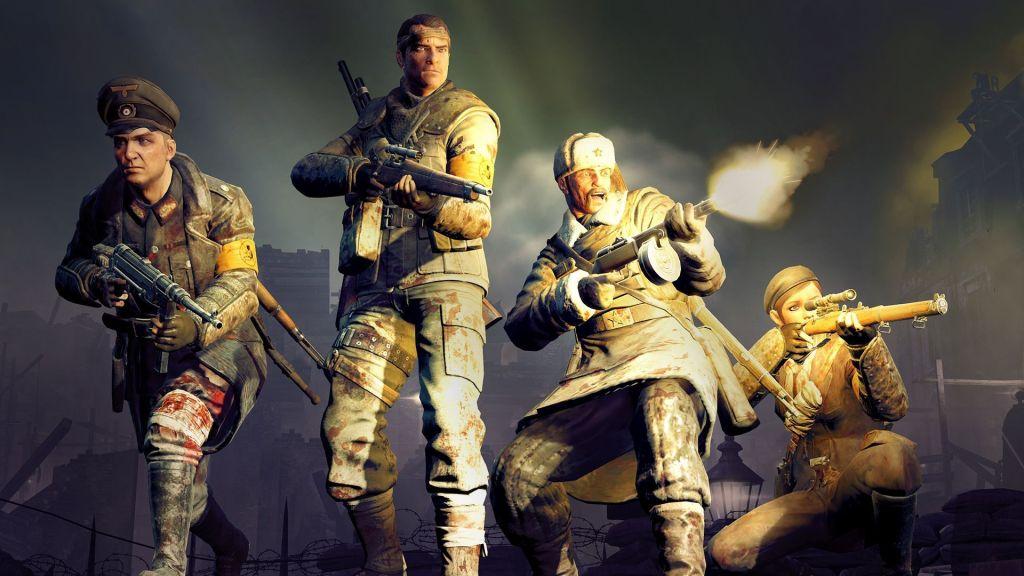 Zombie Army Trilogy Switch captura de pantalla, screenshot, portada (2)